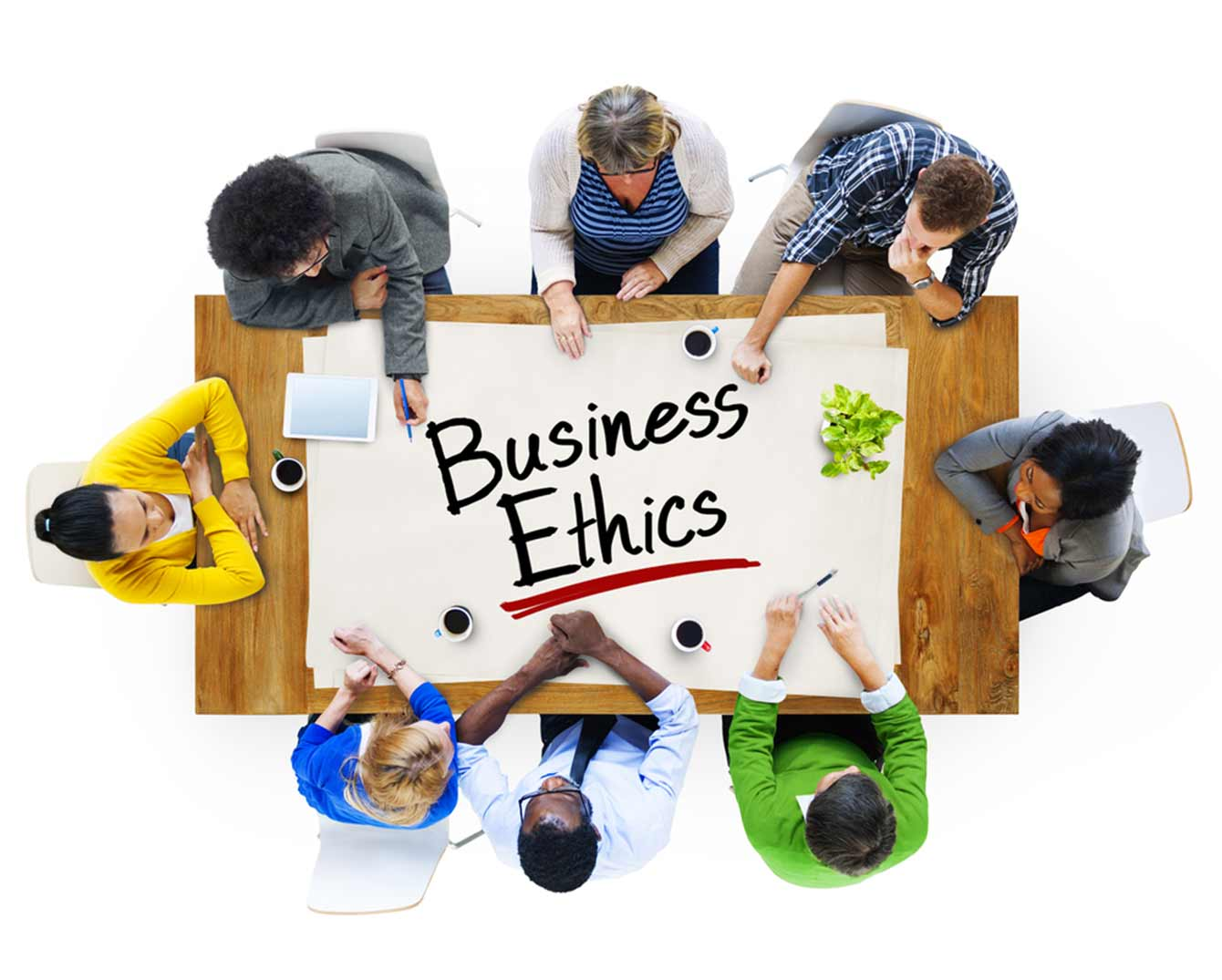 Business Ethics Course For The Office