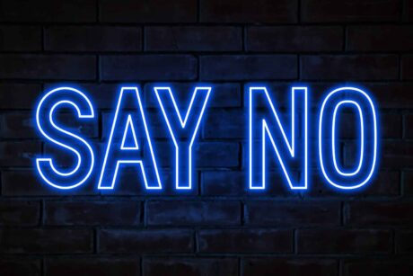 How to Say No Without Saying No
